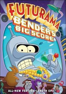 Ver online: Futurama: El gran golpe de Bender (Futurama: Bender's Big Score! / The Futurama Movie) 2007