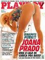 Joana Prado pelada