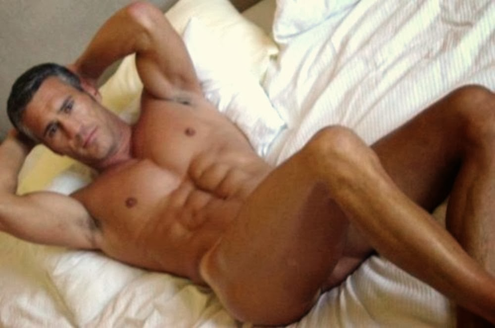 Naked older men silver foxes nude pics speaking, opinion