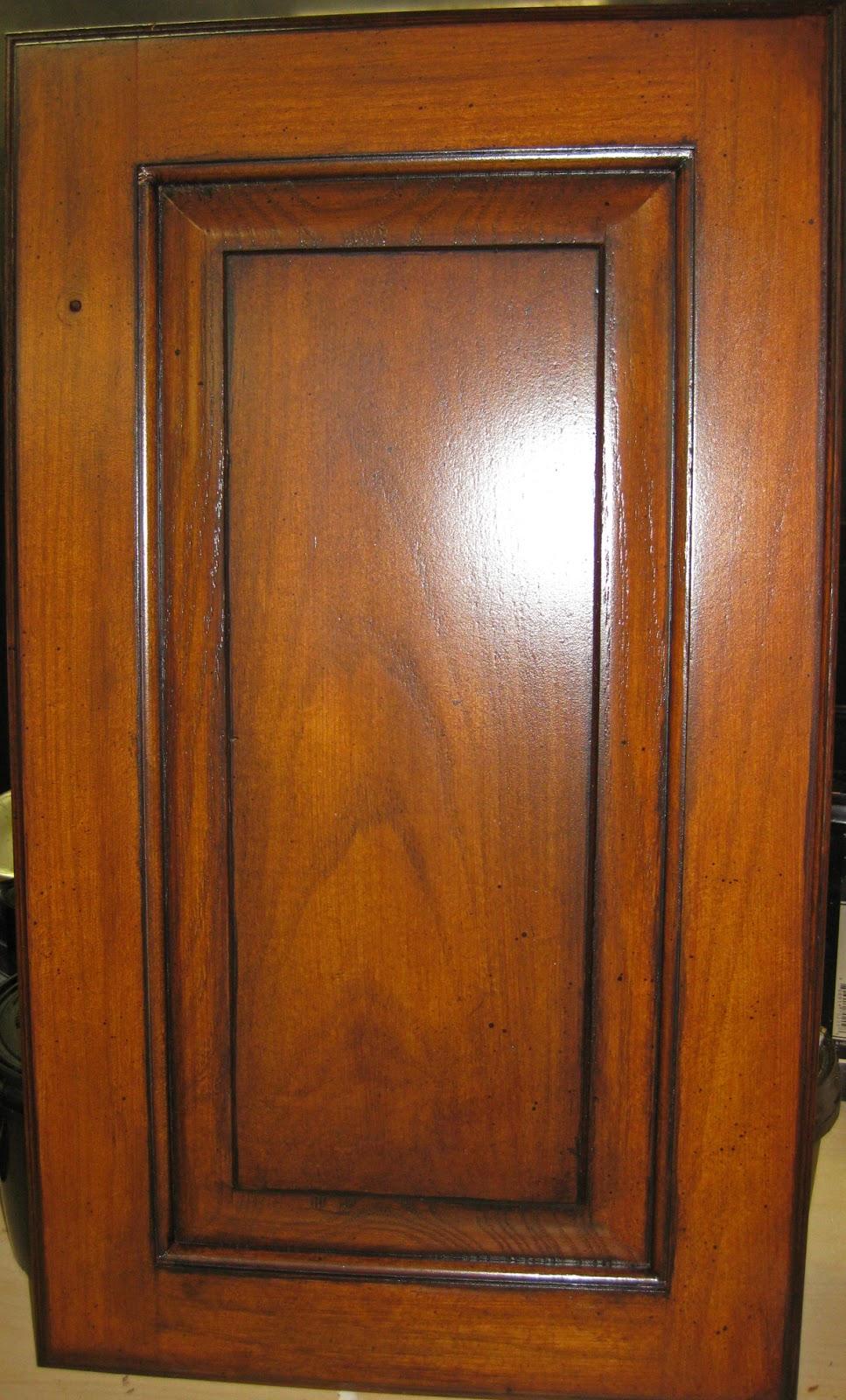 how to break your own wood door rust