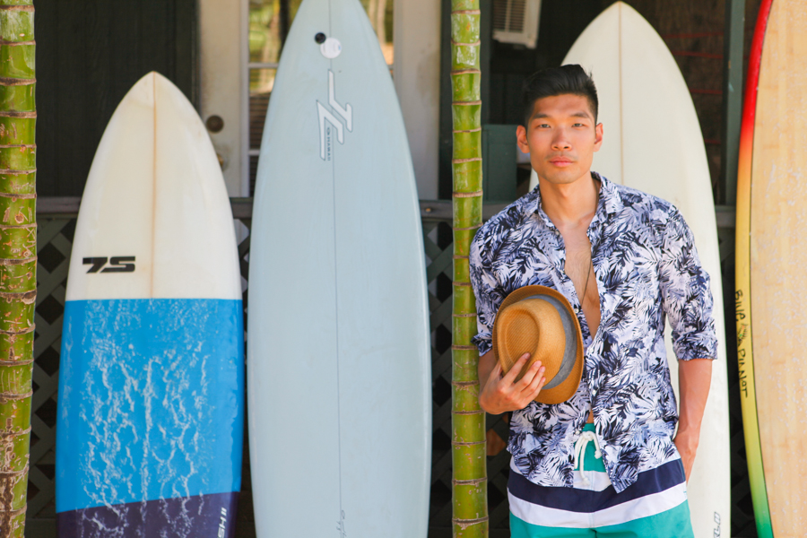 Levitate Style - North Shore Oahu, Hawaii | Summer Style Series feat H&M, Target, Merona, menswear, travel