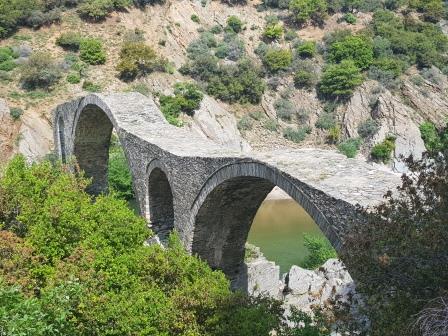 Πέτρινα γεφύρια στα Πομακοχώρια της Ροδόπης-Κομοτηνής