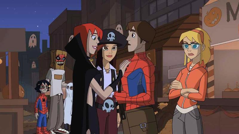 Espetacular Homem-Aranha  The Spectacular Spider-Man  - 1  170  e 2  170     Spectacular Spider Man Liz