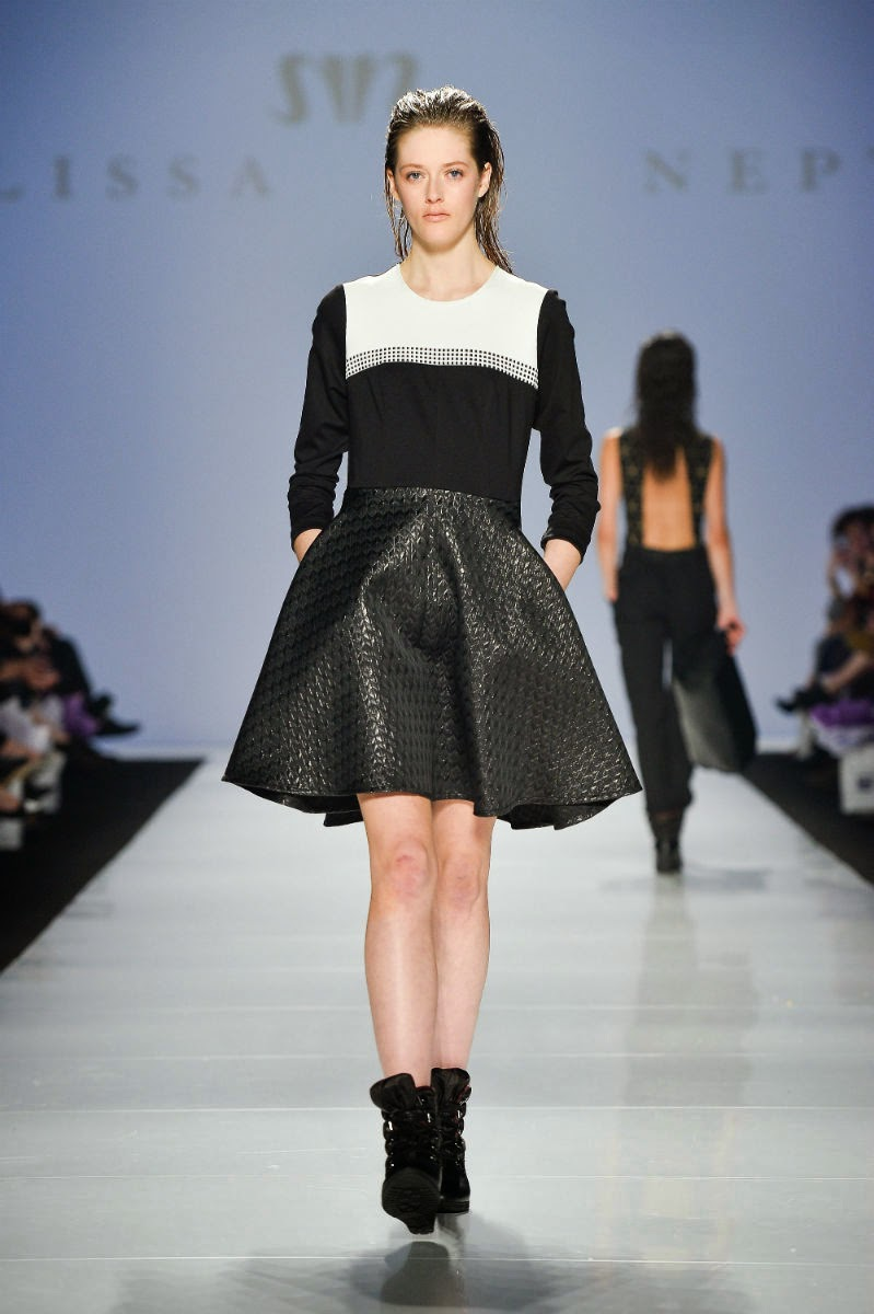 World-MasterCard-Fashion-Week, Toronto, Fall-Winter-2014-Collection, Melissa-Nepton