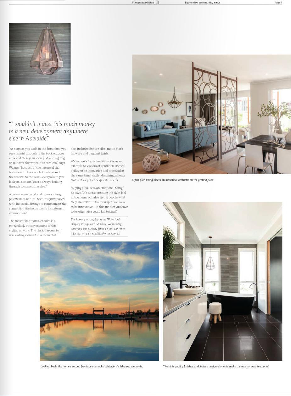Rendition Homes | Affordable Custom Builder in Adelaide