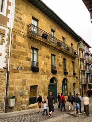 Antiguo ayuntamiento de Getaria