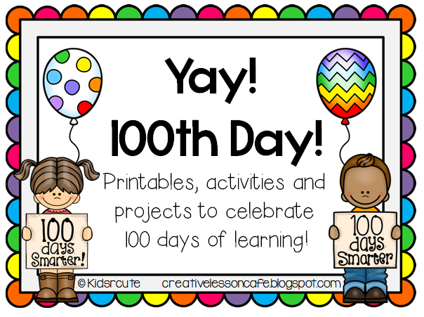 math worksheet : first grade gallery lessons for little learners 100th day  : 100 Day Worksheets Kindergarten