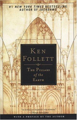 "So Many Books, So Little Time: Review:: ""The Pillars of ... Ken Follett Pillars Of The Earth"