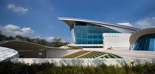05-Gyeongju-Arts-Center por Samoo-Arquitectos-Ingenieros