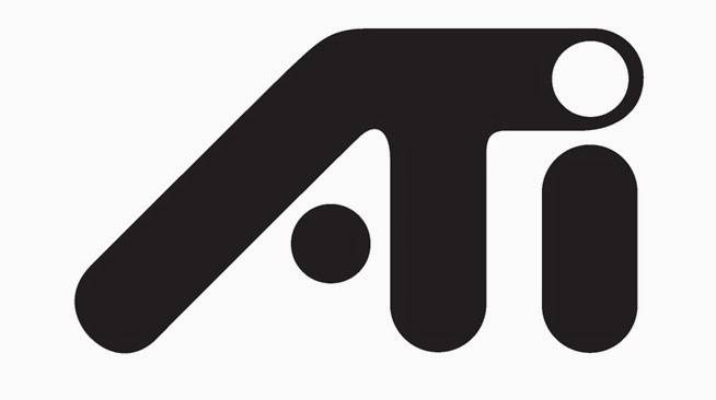 Detect Automatically ATI Graphic Driver For Gaming with ATI Logo