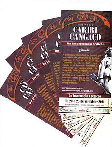 Participe do Cariri Cangaço 2011 em AURORA
