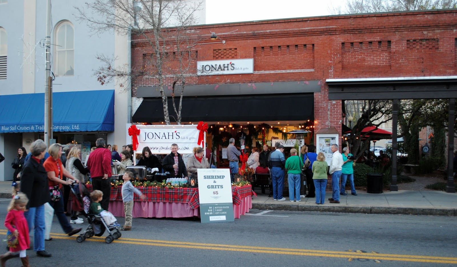 Welsh Happenings: Victorian Christmas 2012 - Thomasville GA