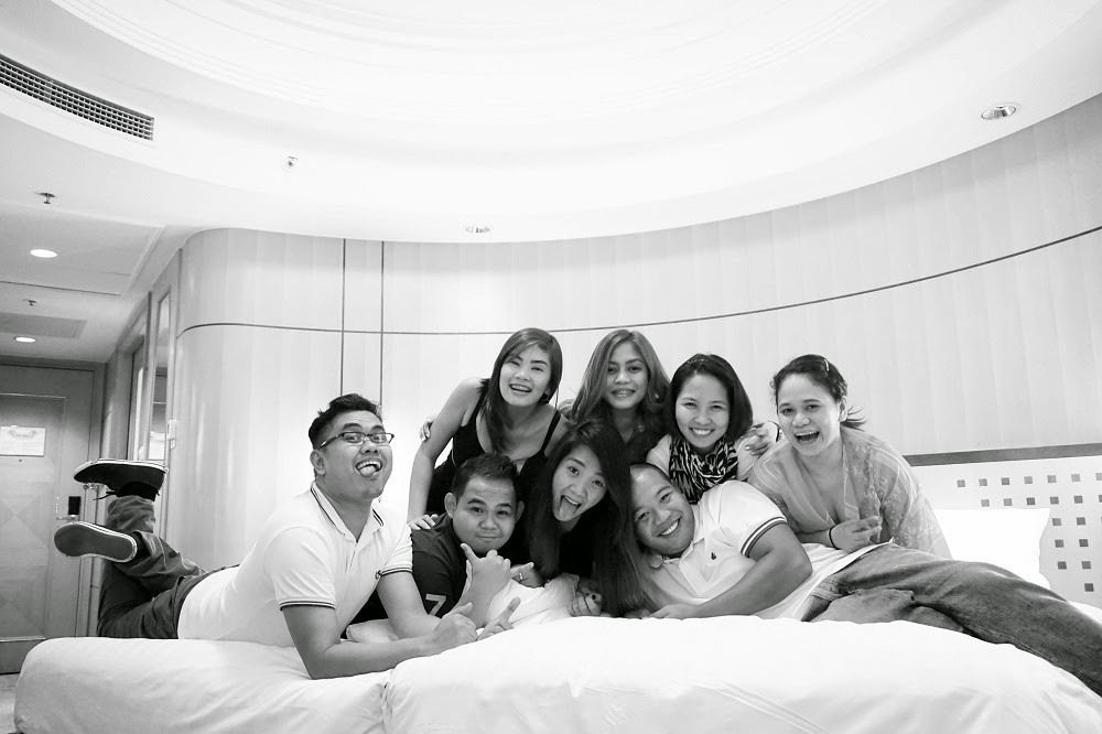 Soon: Our year-end-er staycation at Makati Shangri-La Hotel