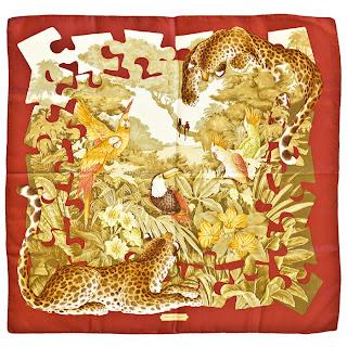La vie c 39 est chic style il foulard intorno al collo ma - Si porta al collo ...