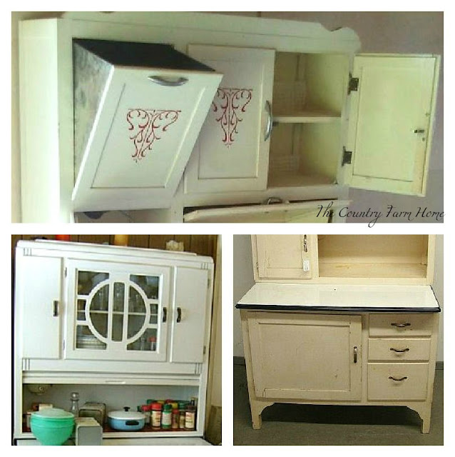 The country farm home i 39 ll take a hoosier cabinet please for Meuble antique kijiji