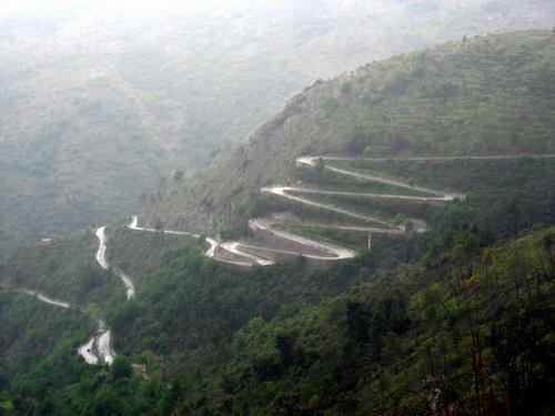 Fakta Menarik   Col de Turini   Jalanraya Pergunungan Yang Cantik Pemandangannya