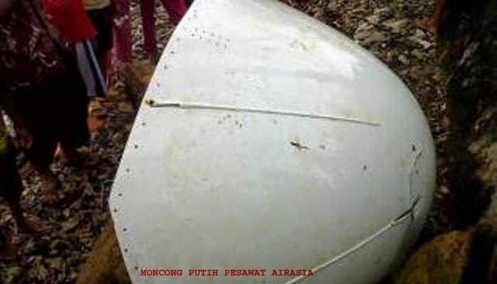 Nelayan Pulausembilan Temukan Moncong AirAsia
