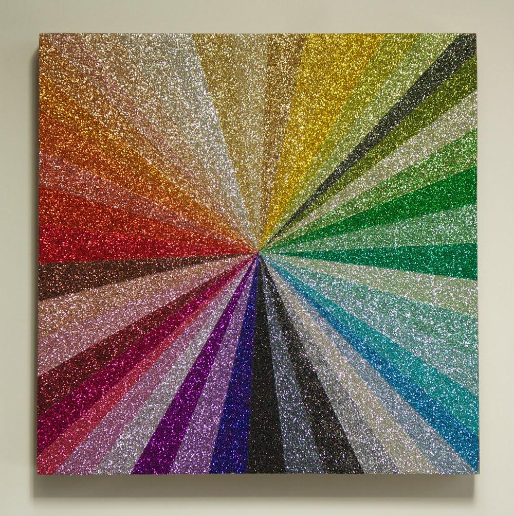 Robin schwartzman glitter galore for Arts and craft paint