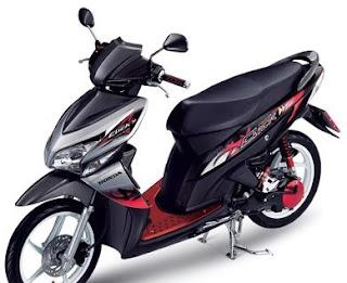 Modif Honda Vario Thailand