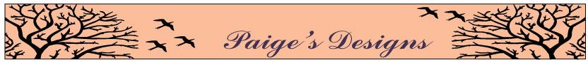 paige's designs