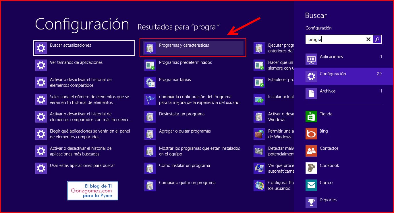 El blog de ti para la pyme gonz g mez windows 8 hyper - Www wayook es panel ...