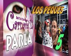 CARNAVAL 2012 de PARLA - LOS PEQUES