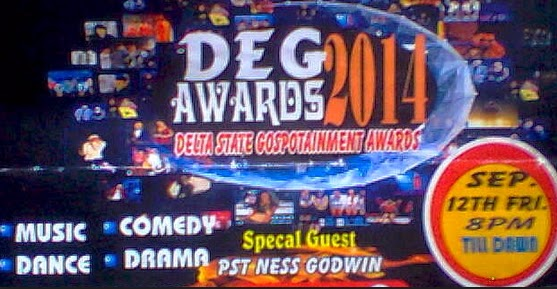 delta state gospel awards