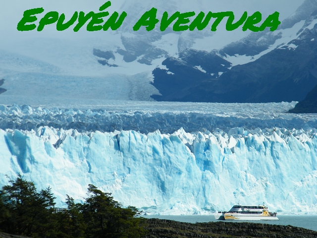Patagonia Andina - Glaciar Perito Moreno