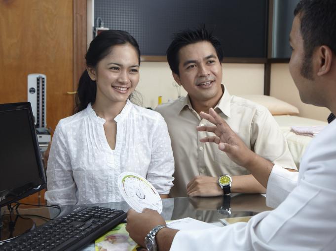 Tips Hamil, Ingin Cepat Punya Anak atau Momongan, Bersikaplah Terbuka dengan Dokter