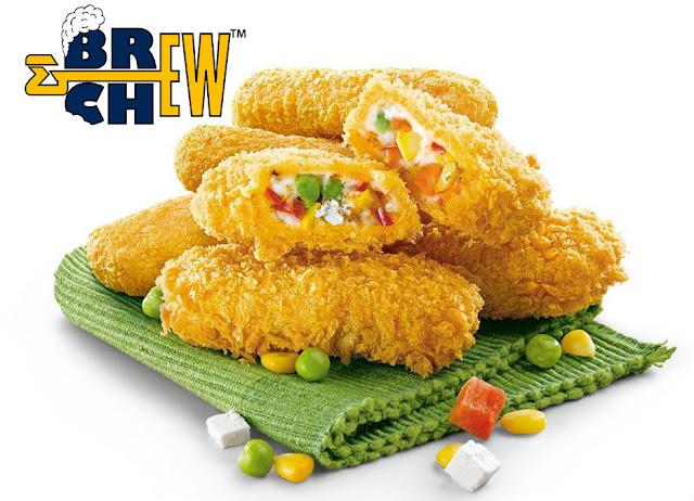 KFC India Vegetarian Strips