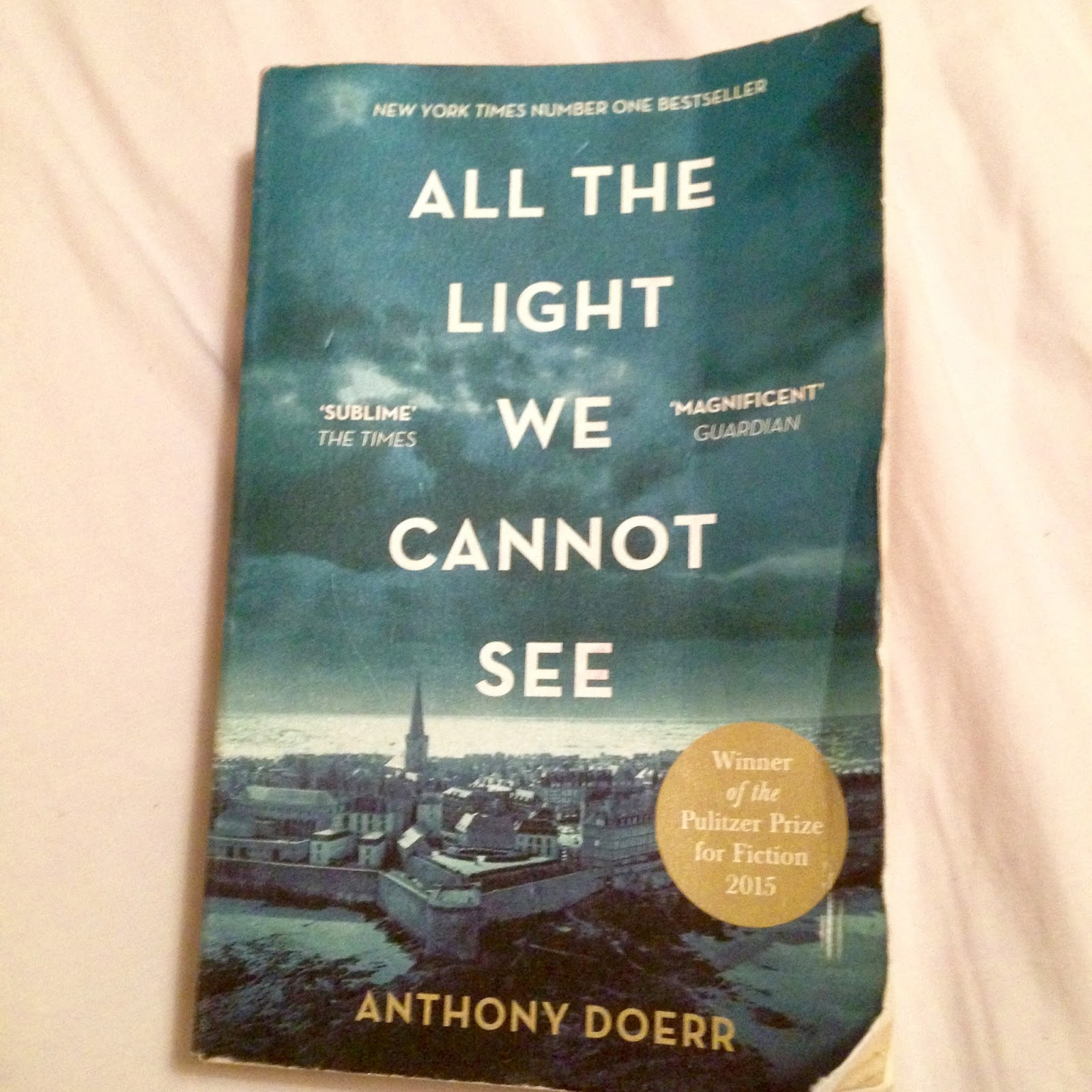 #Sassybooks : All The Light We Cannot See Review