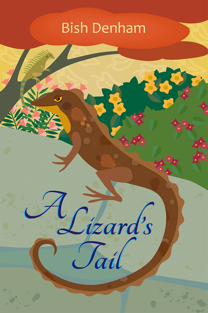 A LIZARD'S TAIL NOW AVAILABLE ON AMAZON