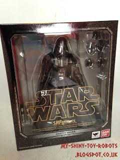Vader box front