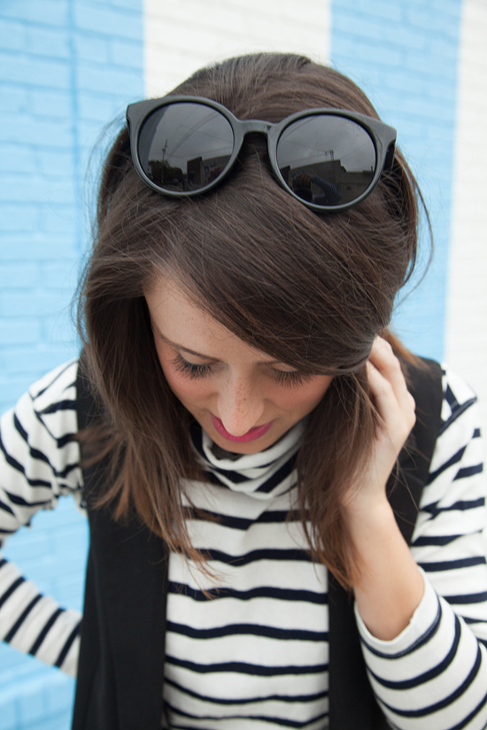 Here&Now: J.Crew stripes
