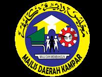Jawatan Kerja Kosong Majlis Daerah Kampar logo
