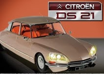Miniaturasconry43 citroen ds 21 escala 1 8 altaya for Altaya ds 21