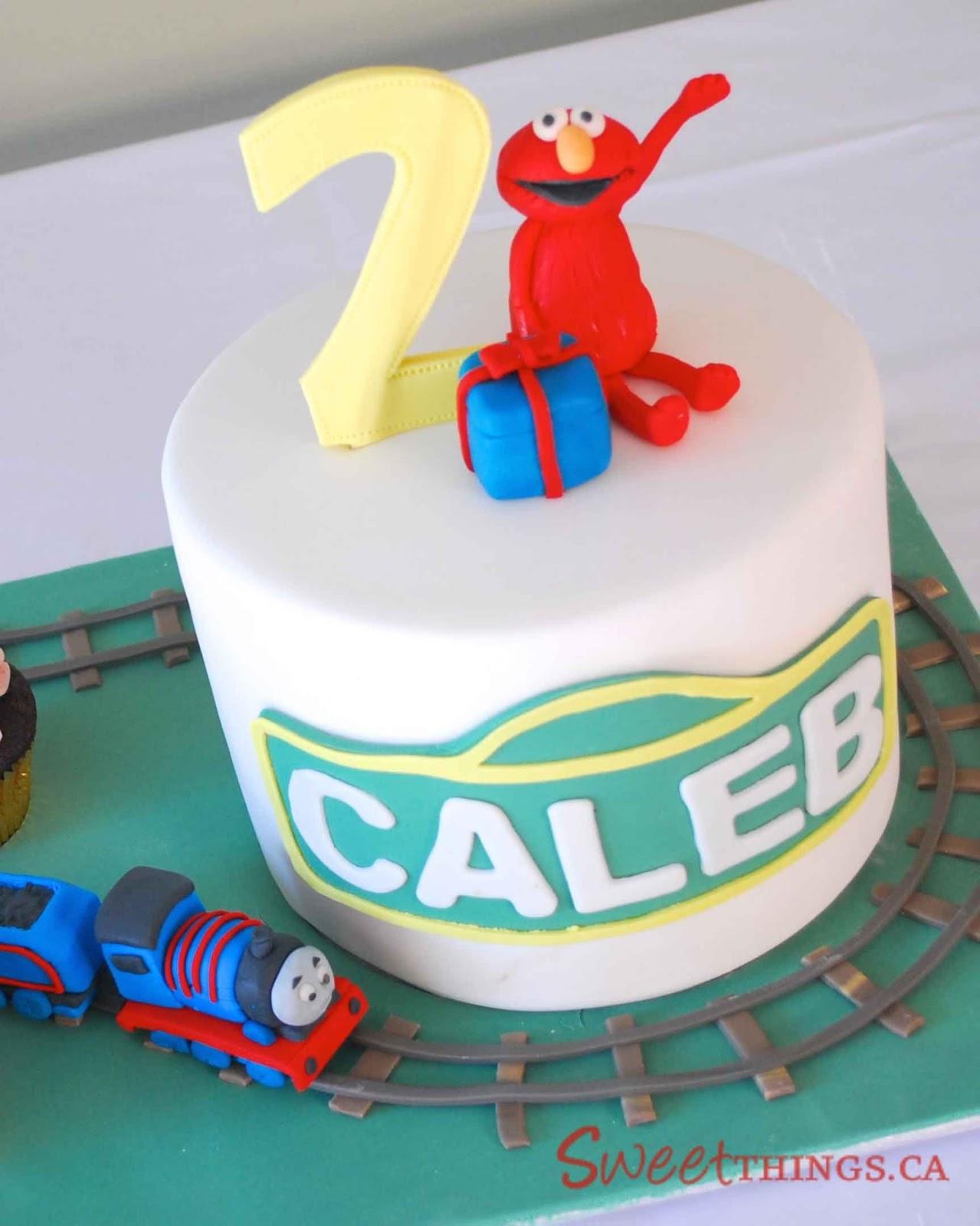 Sweetthings 2nd Birthday Cake