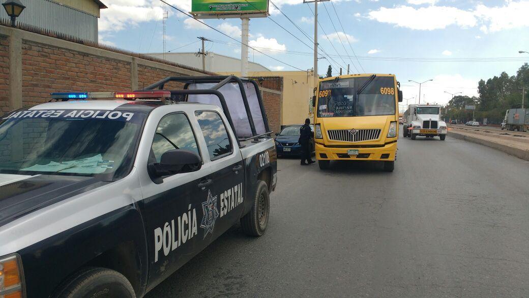 PERMANENTE EL OPERATIVO USUARIO SEGURO EN RUTAS DE TRANSPORTE