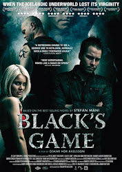 Black's Game Poster