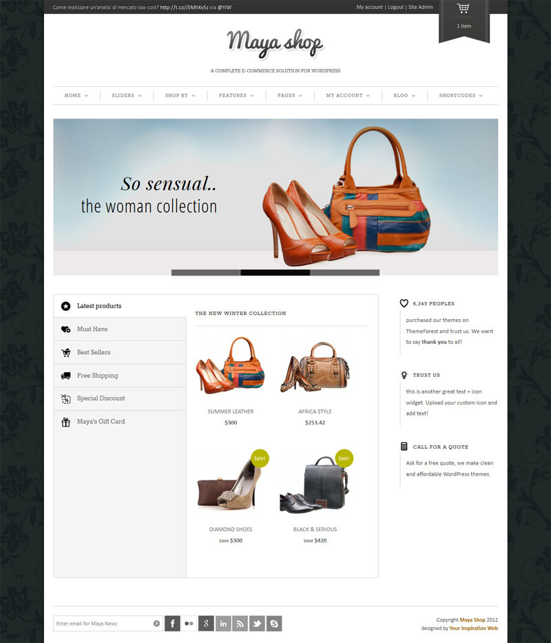 MayaShop-Flexible-Responsive-eCommerce-Theme