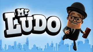 Screenshots of the Mr. Ludo for Android tablet, phone.