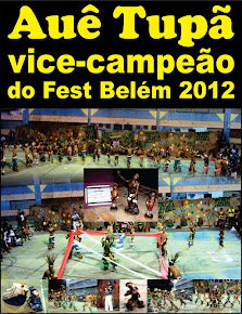 Auê Tupã Vice-Campeão 2012