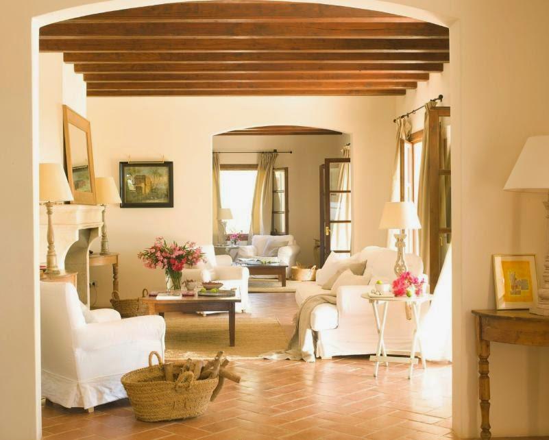 Estilo provenzal decorar tu casa es - Dormitorios estilo provenzal ...