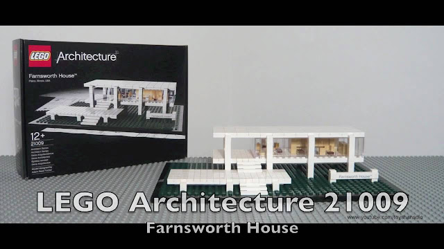 Lego Architecture Farnsworth House8