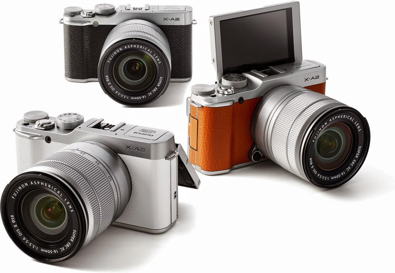 Fujifilm X-A2, Fujifilm X-A2 opinión, cámara digital, cámara digital, cámara de Fujifilm, vídeo Full HD