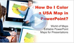 Learn How to Customize PowerPoint Maps Videos