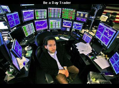 Y day trading brokers