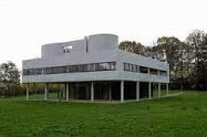 TEMA nº 19.- Villa Saboya - Le Corbusier - Arquitectura Movimiento Moderno.