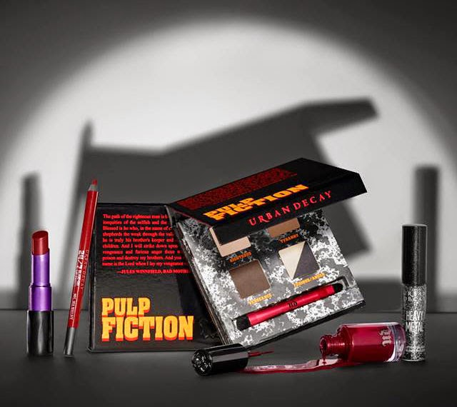 Urban Decay 'Pulp Fiction' Fall 2014 Make Up Collection