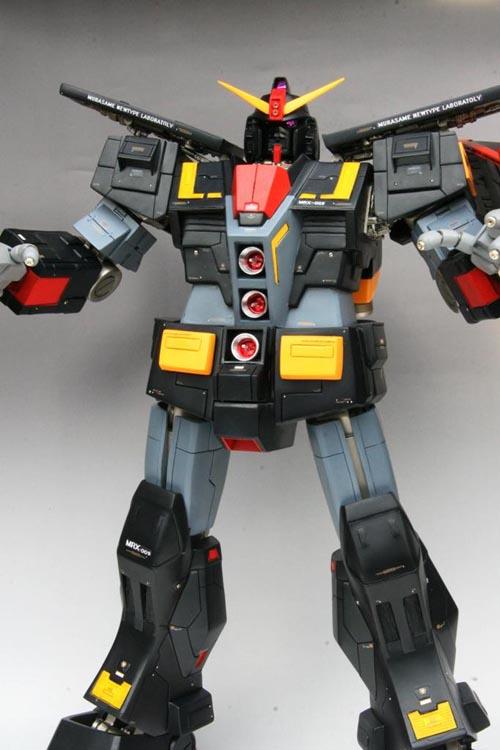 giant robot Psycho Gundam